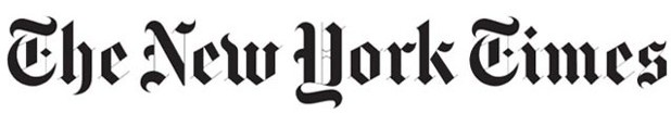 New York Times logo what they say about Out by 10