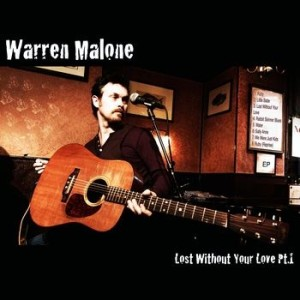 WarrenaMalone, first albumn cover, performs at Out by ten.