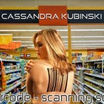 Cassandra Kubnsky sang her hit single, Barcode, at Out by Ten in October.