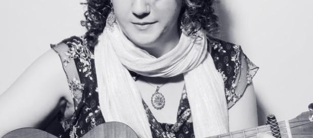 Honor Finnegan plucks her uke and sings Indie-pop songs at Out by 10.