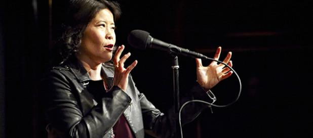 NYU prof Wendy Suzuki performa st Out by 10.