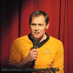 Captain Kirk or Brad Lawrence will perform at Out by 10 -- not sure which..