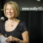 Host and producer of Out By Ten, Susan Seliger, presents funny, talented storytellers and musicians in NYC.