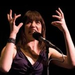 At Out by 10, Ophira Eisenberg tells wonderful funny stories