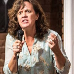 At Out by 10, Gail Thomas tells funny stories.