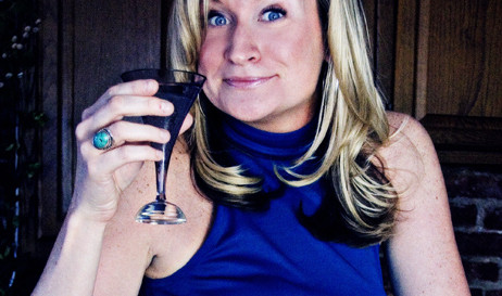 AT Out by 10, Selena Coppock tells hilarious stories, bottoms up.