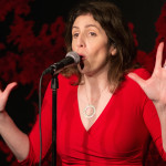 At Out by 10, Robin Gelfenbein tells funny stories