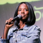 At Out by 10 Sydnee Washington tells funny stories