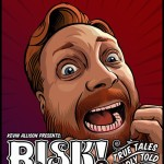 AT Out by 10 kevin allison chost of Risk, tells funny tales