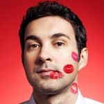 At Out by 10 Mark Normand gets paid in kisses for his funny stories